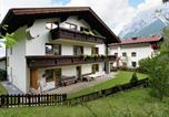 Location vacances Biberwier - Apartment Gerda 1-2