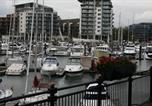 Location vacances Hythe - Pacific Close Serviced Accommodation-4