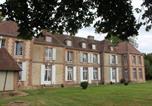 Hôtel Villers-en-Ouche - Château de la Duquerie-4