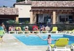 Location vacances Bauduen - Holiday home Regusse 34 with Outdoor Swimmingpool-1