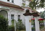 Hôtel Bad Pyrmont - Hotel Villa Königin Luise-4