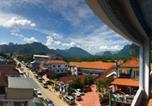 Hôtel Vang Vieng - Real Vang Vieng Backpacker Hostel 2-3