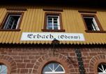 Location vacances Höchst im Odenwald - Erbacher Wasserhaus-4