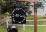 Location vacances Palm Beach - Le Petit Chalet-1