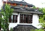 Location vacances Wuxi - Zhouzhuang Romantic Traveling Residence No. 5 Town Panorama Hotel-3