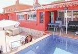 Location vacances Vall-llobrega - Holiday Home Calonge with Fireplace Vi-1