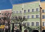 Hôtel Hochburg-Ach - Bayerischer Hof
