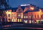 Hôtel Bydgoszcz - Mercure Bydgoszcz Sepia-1