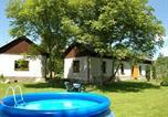Location vacances Dubovice - Holiday Home Vakantiehuis Hrabetova-1