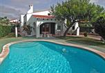Villages vacances Son Xoriguer - Holiday Park Villas Cala'n Bosch V3d St 03-3
