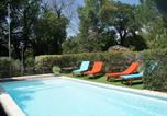 Location vacances Aigaliers - Villa Camelia-1