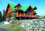 Hôtel Volcano - Da Log House-1