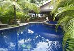 Hôtel Pangandaran - Nyiur Indah Beach Hotel-2