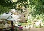 Camping en Bord de rivière Meyrueis - Camping La Blaquière-2