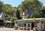 Camping  Acceptant les animaux Cannes - Parc des Maurettes-3
