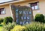 Hôtel Argüero - Hotel Villa San Remo-4