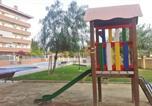 Location vacances Reus - Three-Bedroom Apartment 4th Flr in robert d`aguilo-4