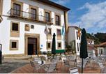 Hôtel Colunga - Hotel Palacio de los Vallados-4