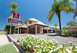 Hôtel Bundaberg - Country Comfort Gin Gin Wild Scotsman Motor Inn-1