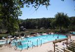 Camping avec WIFI Saint-Emilion - Camping Sites et Paysages Domaine De L'Étang De Bazange-1