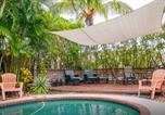Location vacances Pompano Beach - Awesome Beach House - Pool and Beach!-1