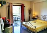 Hôtel Καλλονη - Hotel Pela-4