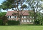 Hôtel Fourneville - Chambres d'hôtes Manoir du Buquet-1