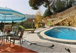 Location vacances Granollers - Holiday Home Argentona with Fireplace Vi-4
