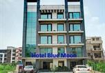 Hôtel Faridabad - Hotel Blue Moon-4