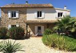 Location vacances La Capelle-et-Masmolène - Villa - Connaux-1