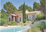 Location vacances Lauris - Holiday home Bosquet du Devin P-890-1
