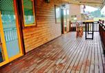 Hôtel Leshan - Leshan Tian Chi Wooden House Hostel-3