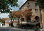 Hôtel Moralzarzal - Hotel Tres Arcos-1