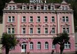 Hôtel Bečov nad Teplou - Hotel St.Michael-1