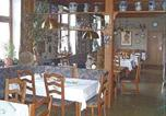 Location vacances Tauberrettersheim - Restaurant - Pension Herrgottstal-1
