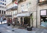 Hôtel Nigrán - Hotel Princesa Vigo-2