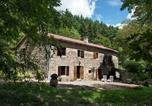 Location vacances Saint-Régis-du-Coin - A Beautiful Stone farmhouse-3