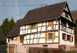 Location vacances Oberbronn - Holiday home Gite Weiss-1