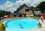 Camping avec Club enfants / Top famille Salles-Curan - Camping Beau Rivage-1
