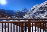 Location vacances Zermatt - Chalet Aendry - Harmony-1