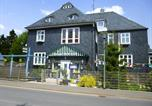 Location vacances Oberhof - Pension Haus am Waldesrand-2