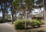 Camping  Acceptant les animaux Barrettali - Camping Village Park Albatros-4