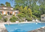 Location vacances Roquefort-les-Pins - Holiday Home Roquefort Les Pins Chemin Des Martels-1