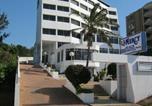 Hôtel Ballito - La Mercy Beach Hotel-3
