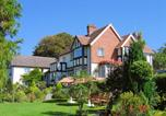 Location vacances Combe Martin - Lodge Country House Hotel-3