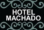 Hôtel Mazatlán - Hotel Machado-3