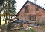 Location vacances Nýrsko - Chalupa Hyršov-1