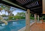 Location vacances Mermaid Beach - Bal Harbour Broadbeach Waters Holiday Home-4