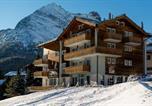 Hôtel Saas-Grund - Hotel Alpenperle-3