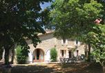 Location vacances Savasse - Five-Bedroom Holiday Home in Sauzet-4